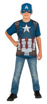 Rubie's Captain America: Civil War Captain America T-Shirt Child Costume