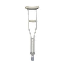 Drive Medical Walking Crutches with Underarm Pad and Handgrip