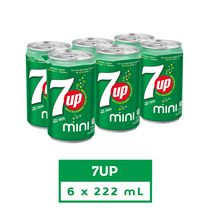 7UP® Carbonated Soft Drink