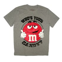 M&M'S Men's Short Sleeve Graphic Tee XL