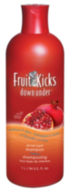 Down Under Fruit Kicks Moisture & Shine All Hair Types Shampoo