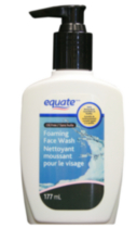 Equate Oil Free Foaming Face Wash