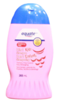 Equate 2in1 Strawberry Kids Shampoo