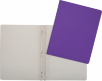Report Covers, Purple