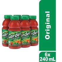 Garden Cocktail 6 Pack (6 x 240 ml)