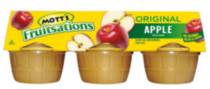 Mott's Fruitsations Original Apple Sauce
