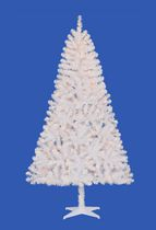 Holiday Time Madison™ 6.5' White Pine Christmas Tree with Clear Lights