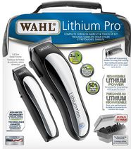 Wahl® Lithium Pro™ Full Size Hair Clipper and Trimmer