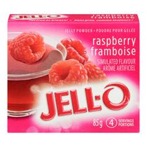 JELL-O Jelly Powder Raspberry