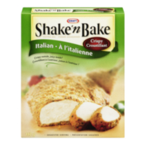Shake N' Bake Crispy Italian Coating Mix