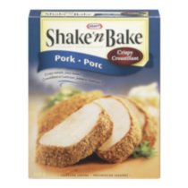 Shake N' Bake Crispy Pork Coating Mix