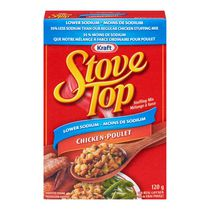 Stove Top Stuffing Mix Lower Sodium