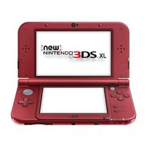 Nintendo 3DS XL - New Red