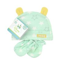 Ensemble bonnet et mitaines Winnie the Pooh de Disney