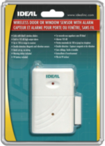 Ideal Security Inc. Wireless Door / Window Sensor with Alarm SK621