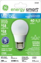 General Electric 4.5W LED Bulb A15 - 1 Pack