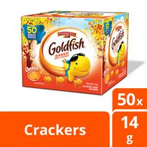 Craquelins quits au four au cheddar Goldfish de Pepperidge Farm