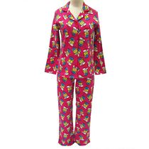 Despicable Me Ladies' Flannel 2 piece Pyjama Set M