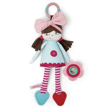 Mamas & Papas Polly Rag Doll Toy