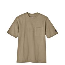 Genuine Dickies Pocket Work Tee PKGS407DS Sand L
