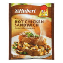 Hot Chicken Sandwich Homestyle Gravy Mix