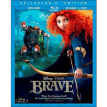 Brave (3-Disc) (2-Disc Blu-ray + DVD)