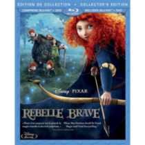 Brave (3-Disc) (2-Disc Blu-ray + DVD) (Bilingual)