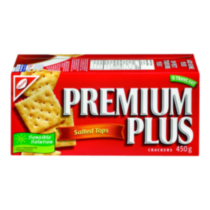 Premium Plus Salted Tops Crackers