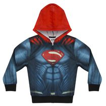 Superman Boys' Costume Hoodie 6