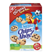 Snak Paks Mini Chips Ahoy!