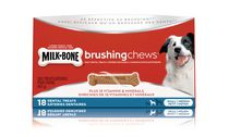 Milk-Bone Brushing Chews Small and Medium Dog Dental Dry Treats