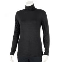 George Women's Turtleneck Black M/M