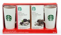 Starbucks® Hot Cocoa and Mugs Gift Set