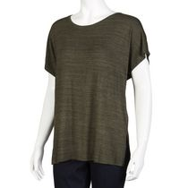 George Women's Dolman Sleeved Top Green L/G