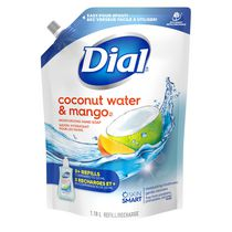 Dial Eco-Smart Coconut Water and Mango Hand Soap Refill