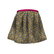 Emoji Girl's Knee High Skirt M/M