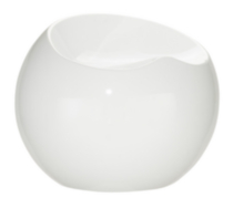Zuo Drop Stool White