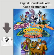 PC Scooby Doo & Looney Tunes Cartoon Universe: Adventure