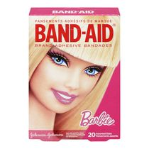 BAND-AID® Adhesive Bandages, BARBIE™