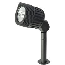 Paradise GL33008BK Low Voltage Cast Aluminium 11W LED Black Spot Light