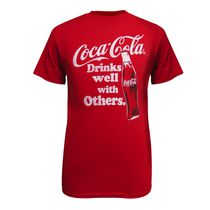 Coca-Cola Men's Short Sleeve T-Shirt L
