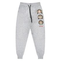 Pantalon de jogging Vêtements de détente d'Emoji pour dames junior P