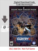 PC Far Cry 4 Escape from Durgesh Prison DLC