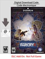 PC Far Cry 4 Overrun DLC