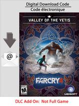 PC Far Cry 4 Valley of the Yetis DLC