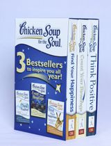 Chicken Soup for the Soul - 3 Bestsellers to Inspire You All Year!