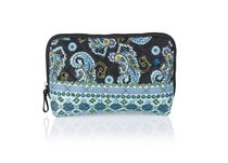 Conair Modella Quilted Moroccan Clutch Cosmetic Bag