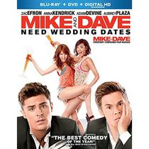 Mike And Dave Need Wedding Dates (Blu-ray + DVD + Digital HD) (Bilingual)