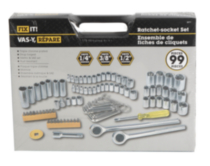 Ratchet-socket Set
