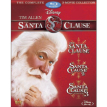 The Santa Clause: The Complete 3-Movie Collection (Blu-ray)